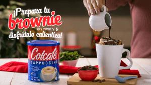 ¡Prepara tu brownie en casa y disfrútalo calientico!